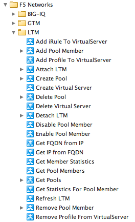 vRO F5 Plugin – Pools Not In Common Partition Not Shown – Steven Kang